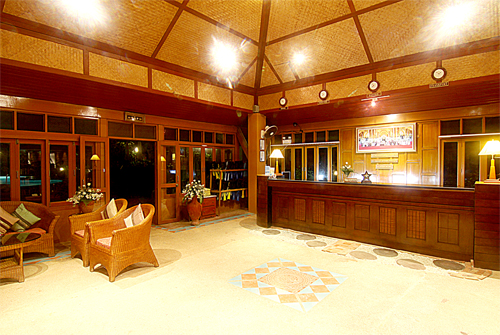 Lobby Phi Phi Erawan Palms Resort